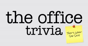 The Office Trivia Night at WonderWorks Orlando! - Tasty Trivia