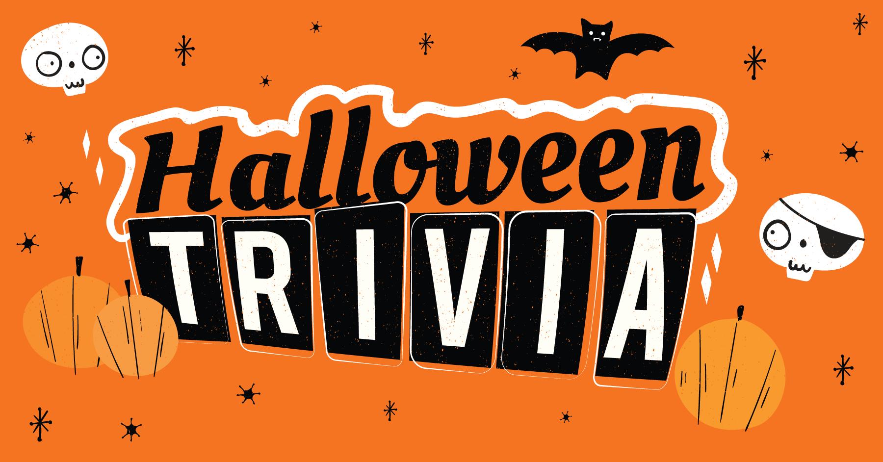Wish Wednesday: Halloween Trivia! - Tasty Trivia